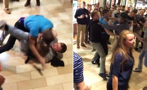 black friday deals on floor ls shoppers brawl all the country on black friday ny