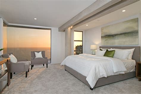 bedroom staging california coastal style home staging design by white