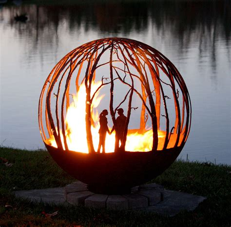 Design Your Own Home Victoria by 35 Metal Fire Pit Designs And Outdoor Setting Ideas