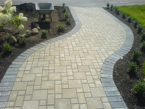 Patio Garden Designs Paving Paver Patio Designs Paving Patio