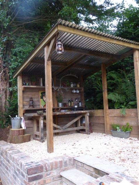 Outdoor Shed Roof