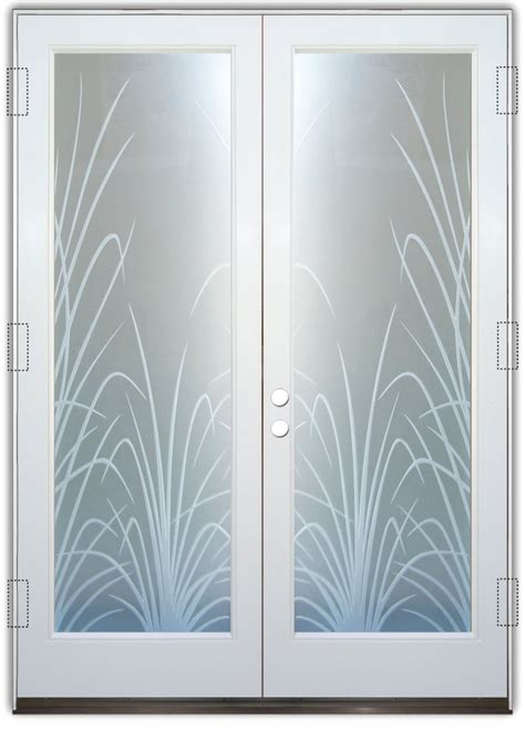 frosting for glass doors frosted glass front doors sans soucie glass