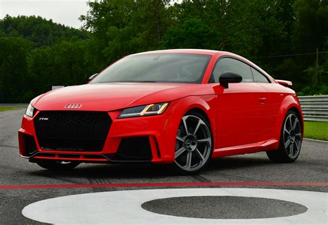 2018 audi tt rs can it hit 60 in 3 6 seconds