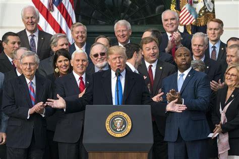 republican tax plan  break  businesses  trumps