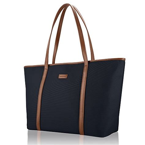 Xlarge Shopper Handbags chiceco large tote bag shoulder bag for navy blue brown we bags