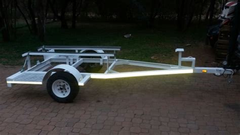 small boat and trailer jetski or small boat trailer trailers 63038922