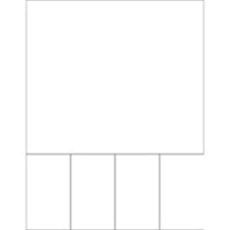 avery door hanger template templates brochure with tear away cards wide 1 per