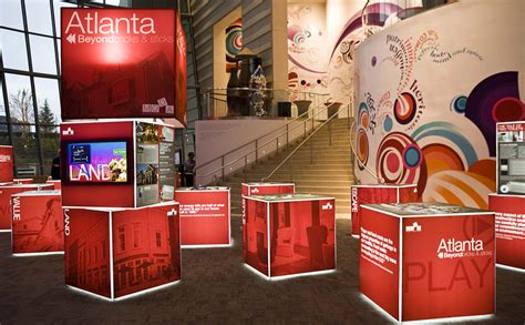 design shows branded environments convention displays events