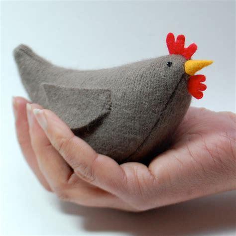 felt rooster pattern easy pattern for wool hen pattern pdf for plush hen