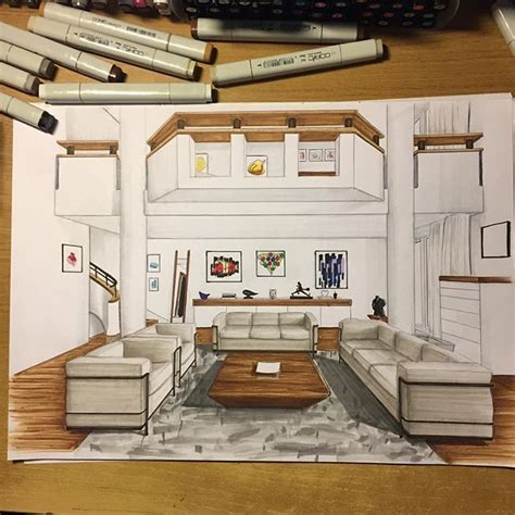 house interior sketch the 25 best interior design sketches ideas on pinterest