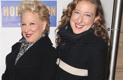 bette midler family bette midler s looks just like