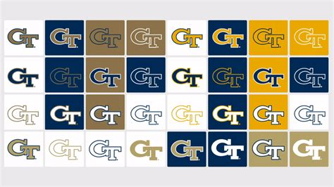 tech school colors brand new new wordmark for tech athletics by img