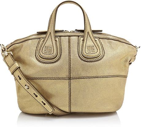 Bag Givenchy 6000 Sale Fashion Branded Import 1 givenchy nightingale mini tote in gold lyst