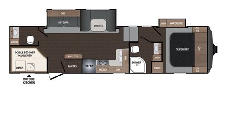 carriage 5th wheel floor plans 100 carriage 5th wheel floor plans 2001 carriage