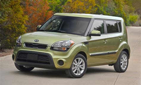 Used Soul Kia 2012 Kia Soul Photo