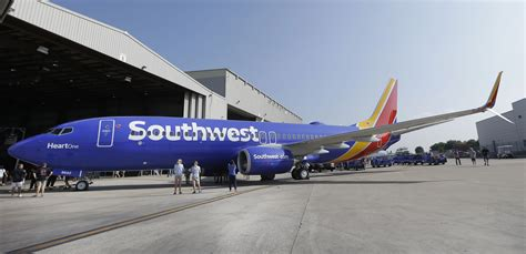 dallas tx southwest changing the look of its planes