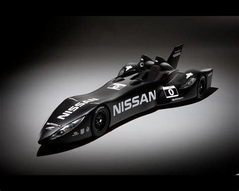 nissan race car delta wing nissan deltawing racing prototype 2012