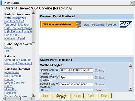 sap theme editor download sap学习笔记 sap portal学习笔记2 学步园