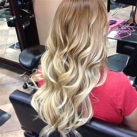 blonde hairstyles ombre 36 best images about hairstyle ombre hair on pinterest