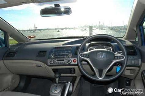 honda civic ima review review 2009 honda civic hybrid car review