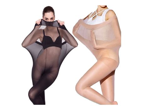 So We Wish Models Are Out by Website Advertises Plus Size Tights In The Worst Way Possible