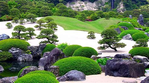 amazing gardens japanese garden wallpapers wallpaper cave