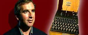 enigma harris film bbc news film robert harris unravelling the enigma