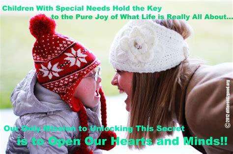for special children special needs quote different iz good