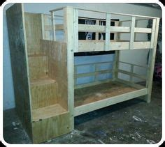 how to build bunk beds 1000 images about bunk bed ideas on pinterest twin bunk
