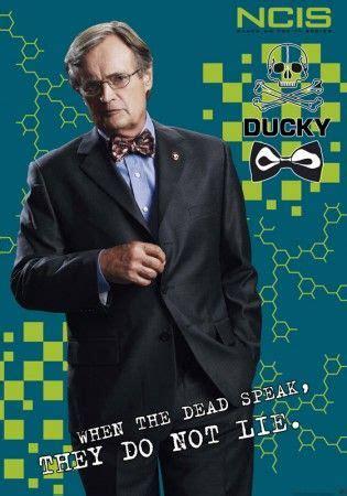 When The Dead Speak poster ncis doctor ducky mallard quot when the dead speak