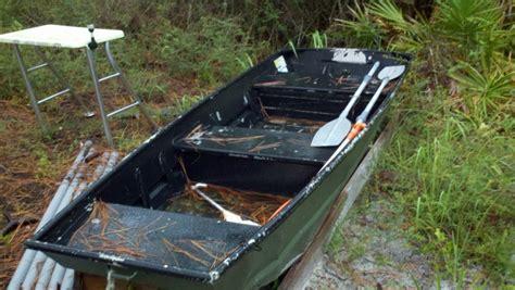 jon boat with poling platform poling platform trolling motor jon boat and more