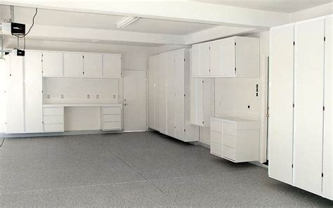 Garage Cabinets White Melamine Garage Gallery I We Re Organized