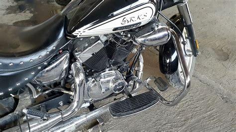 rks cruiser  koruma demiri aydin kardesler motosiklet