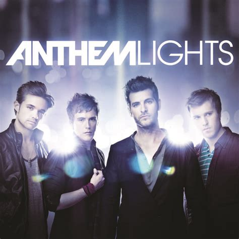 Anthem Lights by A Conversation With Pop Band Anthem Lights Whole Notes