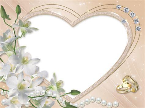 imagenes en png para bodas marcos para fotos marcosscrap marcos para boda png