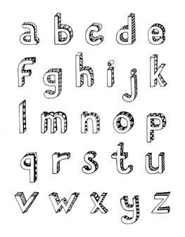imagenes en 3d letras letras 3d vector fotos y vectores gratis