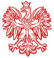 polish eagle emblem t shirt swank e tees