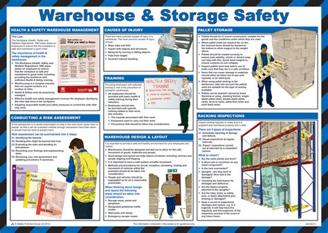 warehouse layout safety warehouse storage safety signs 2 safety
