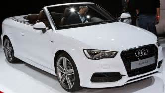 Audi Convertible Cost 2017 Audi A3 Convertible Price Specs Review 2018