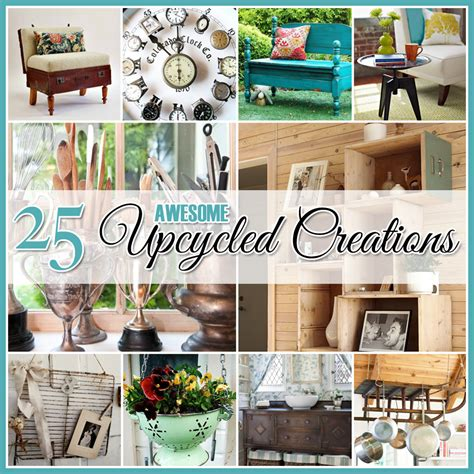 diy upcycled home decor 25 upcycled furniture ideas upcycled furniture craft