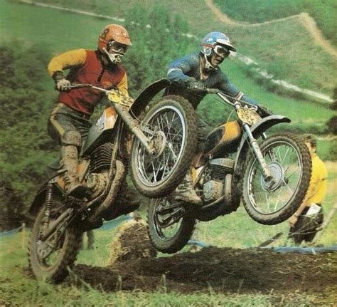 awesome motocross the old vintage and awesome on pinterest