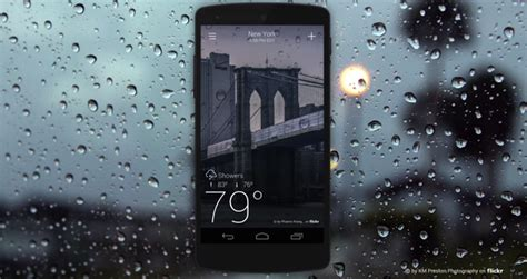 what s the best weather app for android yahoo weather app on android now with animated effects android community