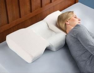 pillows for a bad neck best pillow for neck for side sleepers a cozy home