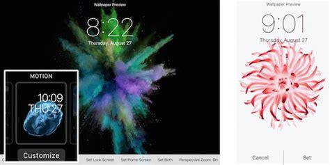iphone  erhaelt animierte hintergrundbilder macerkopf