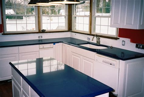 superb Pictures Of Kitchens With Quartz Countertops #1: Cobalt-Blue-Quartz-Countertops.jpg