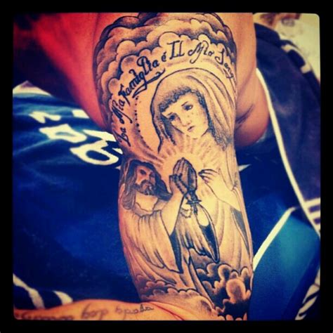 sergio ramos tattoo inspiring ideas pinterest