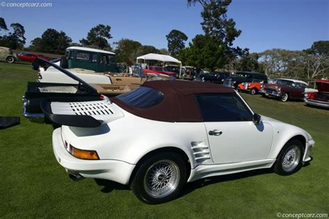 porsche gemballa 1986 chassis wa98187956 1986 gemballa 911 chassis information