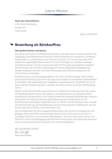 Bewerbungsanschreiben Kaufmannisch einleitungssatz initiativbewerbung b 252 rokauffrau