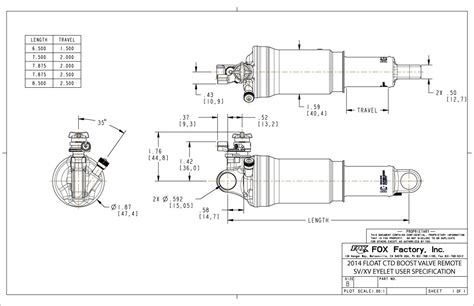 float ctd boost valve rebuild bike help center fox 2014 2015 float ctd remote user specification drawings