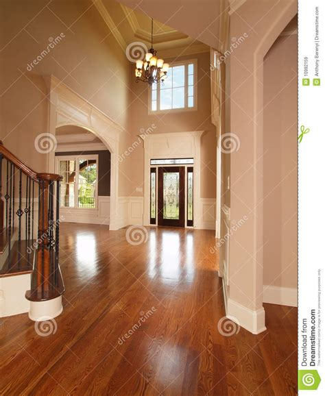 Beautiful Homes Interiors luxury home entrance way royalty free stock images image